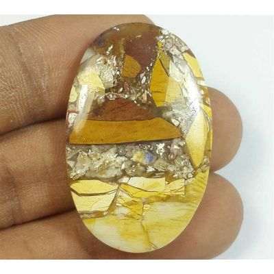 32.79 Carats Mookaite Barritted 36.26 x 23.44 x 5.01 mm