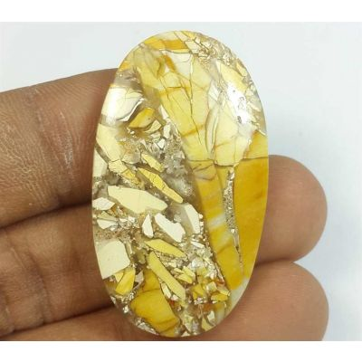 28.78 Carats Mookaite Barritted 38.47 x 22.23 x 4.55 mm