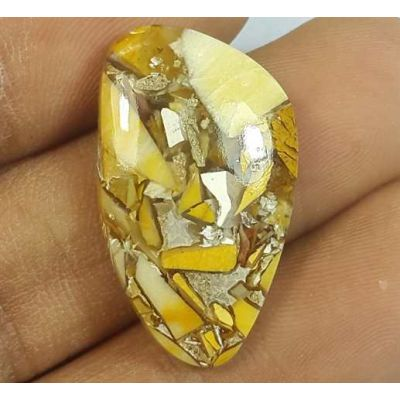 13.21 Carats Mookaite Barritted 25.28 x 15.96 x 4.87 mm