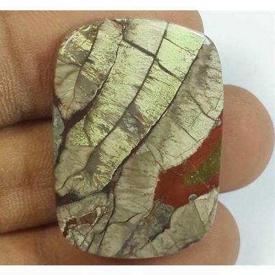 34.47 Carats Mushroom Rhyolite 30.87 x 21.51 x 5.21 mm