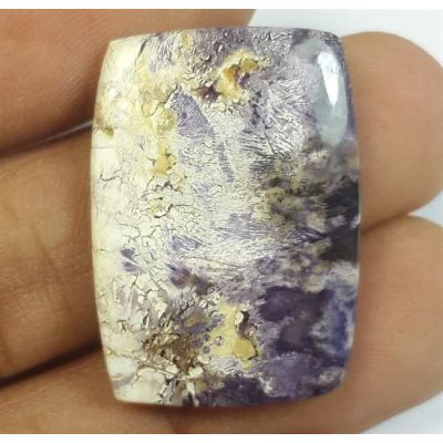21.55 Carats Tiffany Jasper 27.91 x 19.61 x 4.38 mm