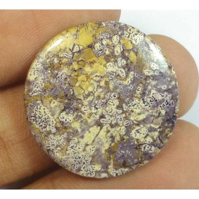 16.28 Carats Tiffany Jasper 24.31 x 24.31 x 3.63 mm