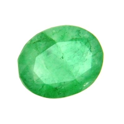 7.40 Carats  Natural Beryl Oval Shape 13.97x10.63x6.87mm