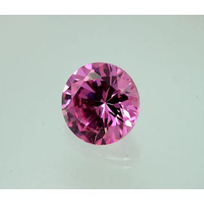 11 Carats Pink Cubic Zircon