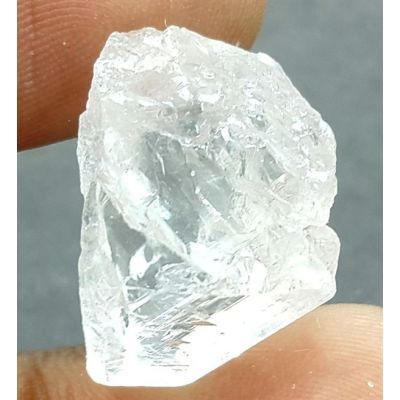 19.03 Carats Natural Danburite Crystal 18.82 X 13.88 X 11.16 mm
