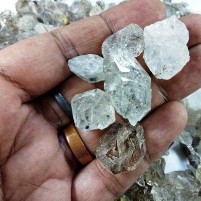 Herkimer 3 To 12 CT Wholesale Lot Gemstone
