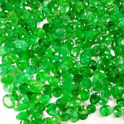 Green Emerald A+++ Quality Wholesale Lot Gemstone