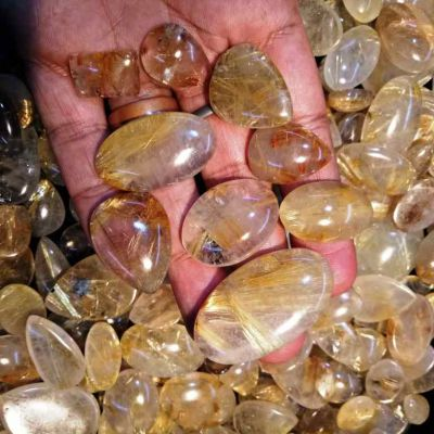 Rutile A+ Quality Wholesale Lot Gemstone