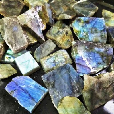 Labradorite Wholesale Lot Slab