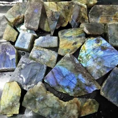 Labradorite Wholesale Lot Slab -5000