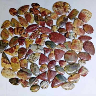 Cherry Creek Jasper Wholesale Lot Gemstone